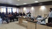 برگزاری نشست هماندیشی شعبه سردار جنگل بیمه سرمد با نمایندگان