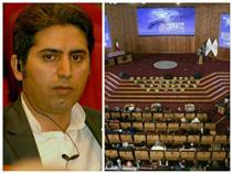 تقدیر از مدیر روابط عمومی بیمه پارسیان