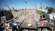 ٠.٠١ میلیون خانوار در کپر و آلونک زندگی میکنند