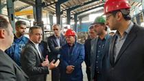 بازدید مدیرعامل بانک توسعه تعاون از طرحهای تعاونی استان البرز