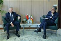 کانال نقل و انتقال مالی مطمئن بین تهران و مینسک ایجاد شود