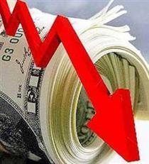 کاهش قیمت دلار بانکی +جدول