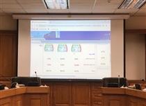 رونمایی از سامانه شفافیت و انباره داده ها و اطلاعات بانکی (شاداب)