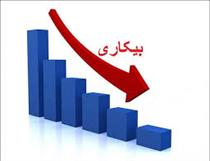نرخ بیکاری ۱۰.۵ درصد شد/کاهش ۱.۷ درصدی نرخ