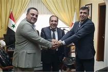 همکاری ایران و سوریه در صنعت بیمه کلید خورد