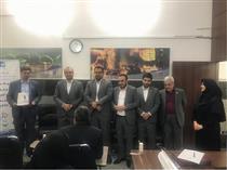 نمایندگان برتر بیمه سرمد در استان قم معرفی شدند