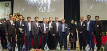 تجلیل از ۲۰ رییس شعبه بانک ملت