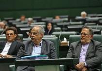 جلسه غیرعلنی مجلس با حضور سیف و کرباسیان