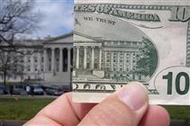 ارزش دلار در بازار جهانی کاهش یافت