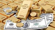 احتمال ریزش طلا به زیر ۱۳۰۰دلار