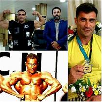 تجلیل بیمۀ آرمان از قهرمانِ طلایی مسابقات پرورش اندام