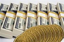 ریزش دلار، نرخ طلا و سکه را پایین کشید
