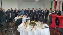 امضای قرارداد همکاری بانک کارآفرین و اوبر بانک اتریش