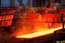 فولاد ملایر با تسهیلات بانک صنعت و معدن به تولید بازگشت