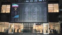 ریزش ۳۷ هزار و ۹۹۱ واحدی شاخص بورس تهران