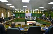جلسه شورای هماهنگی شرکتهای بیمه استان خوزستان