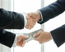 رسوخ فساد در اقتصادهای دنیا