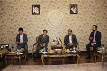 گسترش مناسبات ایران و کره در بخش تعاون