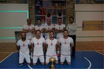 تهران قهرمان هفتمین دورهمسابقات والیبال جام ولایت پستبانکایران شد