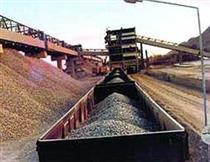 صادرات ۶۰۰ میلیون دلاری سنگ آهن از کشور