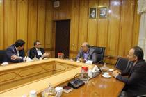 نقش بی نظیر بانک ملی در کمک و بازسازی مناطق زلزله زده