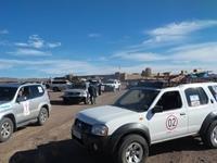 بانک رفاه حامی اولین دوره مسابقات رالی آفرود کشوری کارگری