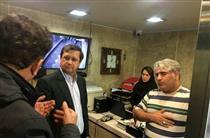 بازدید سرزده رییس بانک مرکزی از صرافیها