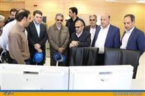 بازدید استاندار یزد از مجموعه فولادسازی و نیروگاه بخار سرو مجتمع صنعتی چادرملو