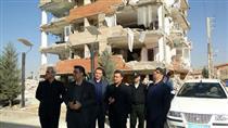 استمهال دوساله بازپرداخت تسهیلات اعطایی بانک ملت در مناطق زلزله