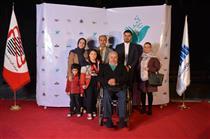 ایران کیش حامی خیریه ی سفیر عشق