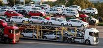 افزایش ارزش دلاری خودروهای وارداتی
