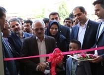 ۳۳۳ امین شعبه بانک پارسیان افتتاح شد