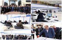 افتتاح ساختمان جدید شعبه شرق تهران بیمه رازی