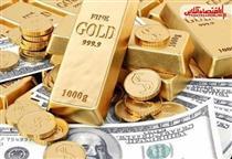 طلا یک جایگزین تمامعیار برای دلار