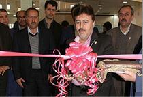 افتتاح شعبه مرزی بانک ملی ایران در گمرک باشماق مریوان کردستان