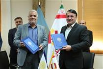 تفاهمنامه همکاری بین بانک انصار و دانشگاه پیام نور امضاءشد