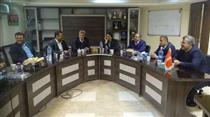 بازدیداز ۶طرح استان یزد راهاندازی شده باتسهیلات بانک توسعه تعاون