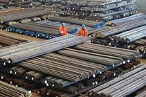 تقاضای جهانی فولاد افزایش مییابد