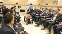 بازدید مدیرعامل بانک توسعه تعاون از ۳ شعبه در بندرعباس