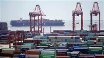 چین با کسری تجاری مواجه شد