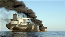 شناورهای امداد و نجات ایرانی به کمک دو نفتکش سانحه دیده رفتند