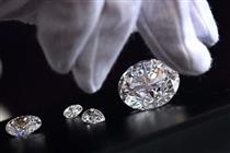 حراج بزرگترین الماس تاریخ روسیه