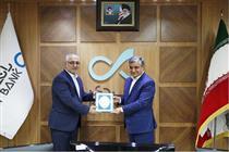 برگزاری مراسم معارفه سرپرست جدید ارزی و امور بین الملل بانک دی