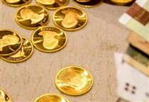 ریزش ۲۲۰۰۰۰تومانی قیمت سکه