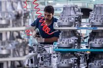 کاهش ۳۸ درصدی تولید خودرو