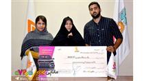 جایزه میلیونی ماناپی به برنده خوش شانس تحویل داده شد