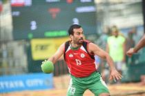 راهیابی تیم ملی هندبال ساحلی به مسابقات جهانی