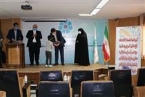 مشارکت بانک توسعه تعاون استان البرز در اهدای تبلت به دانش آموزان