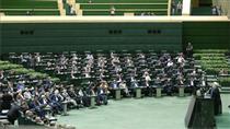 مجلس از پاسخ های رئیس جمهور قانع نشد