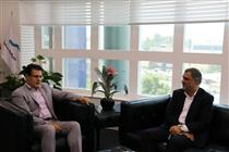 دیدار دبیرکل سندیکای بیمهگران ایران با مدیرعامل بیمه سینا